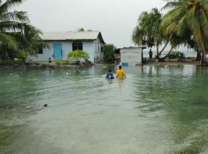Hvorfor stiger havet?